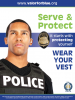 wear your vest poster